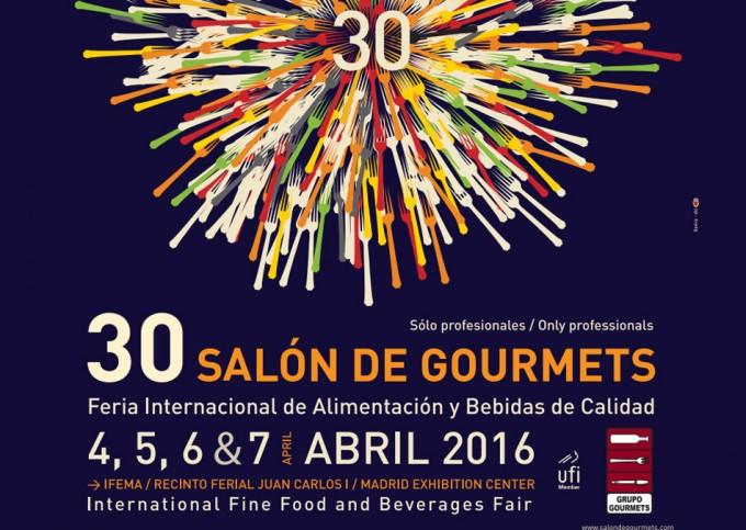 """Mermeladas delicatessen LoRUSSo en el """"Salón Internacional de Gourmets Madrid 2016"""""""