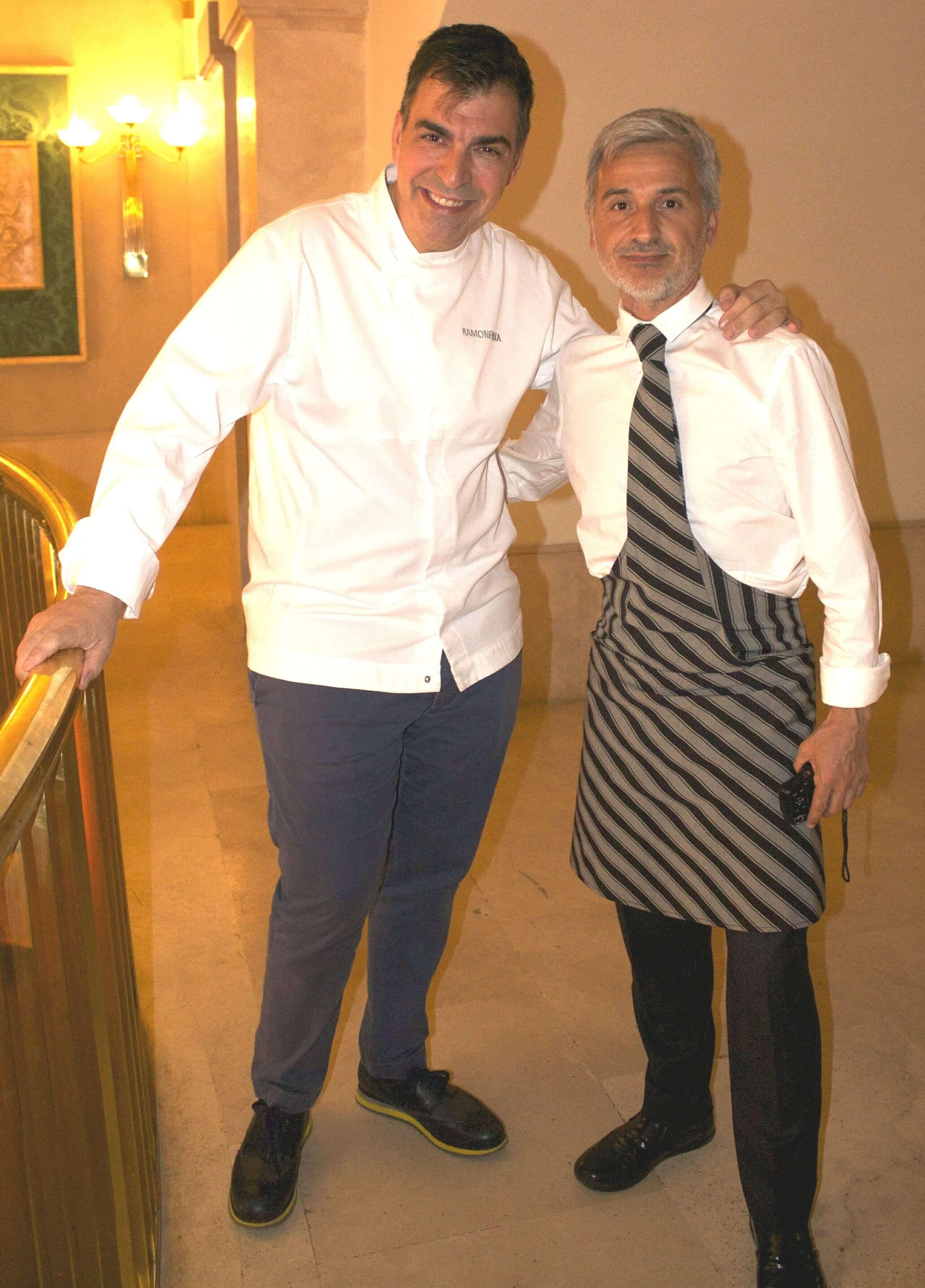Mermeladas para regalar LoRUSSo con el Chef Ramón Freixa