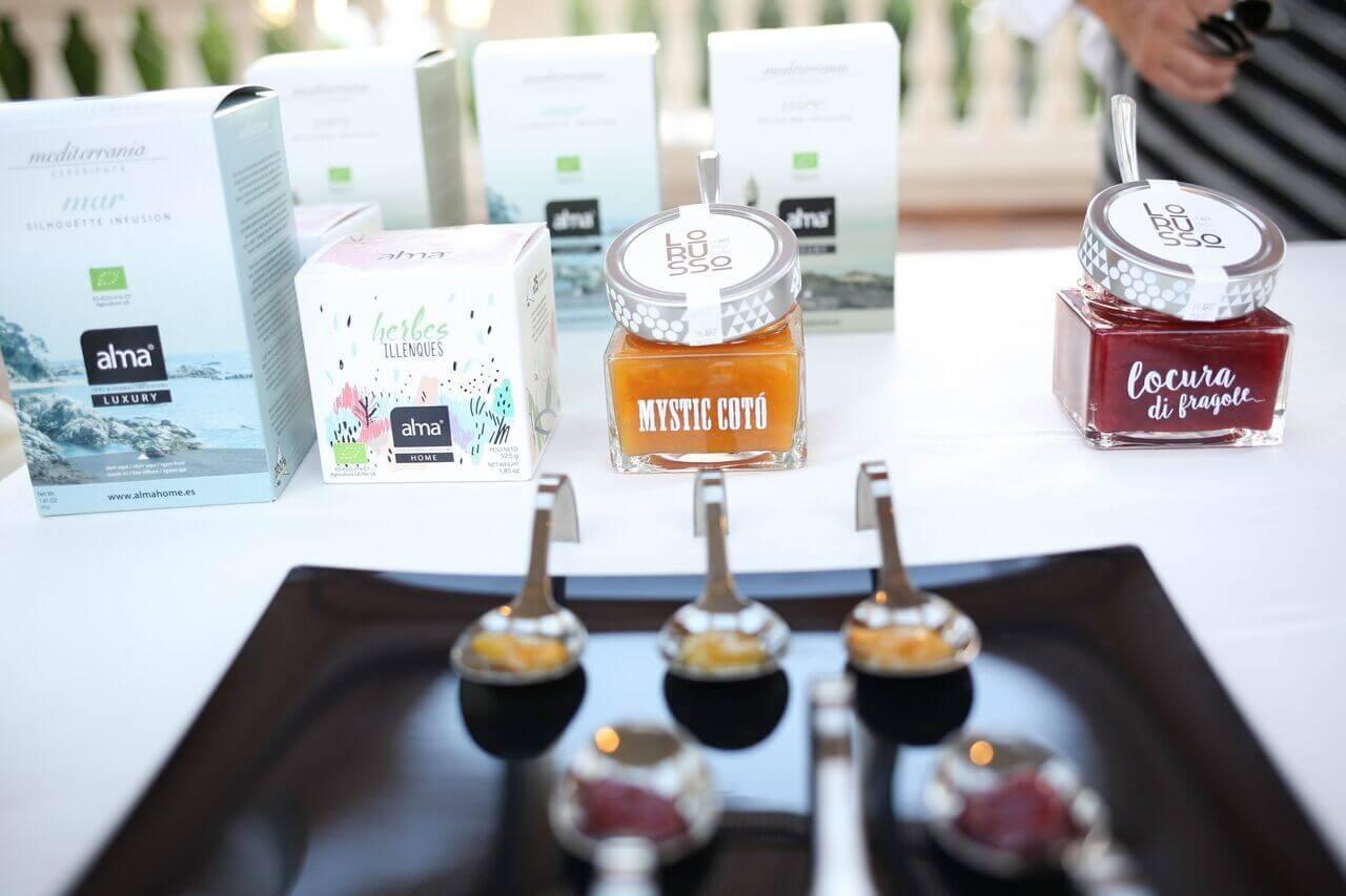 Confituras ecologicas premium de cóctel en Mallorca