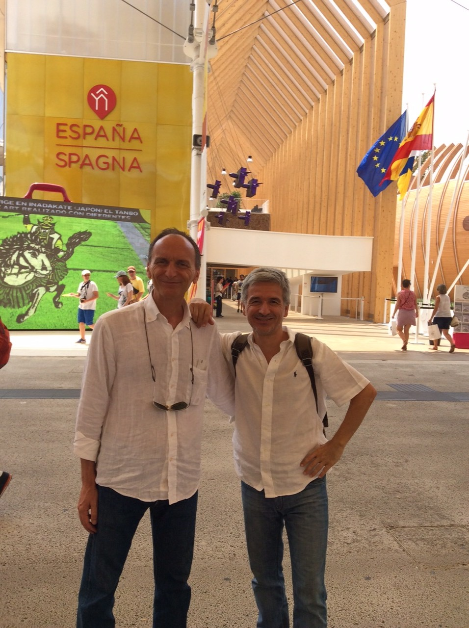 """LoRUSSo representa a """"Marca España""""en EXPO UNIVERSAL MILANO 2015"""