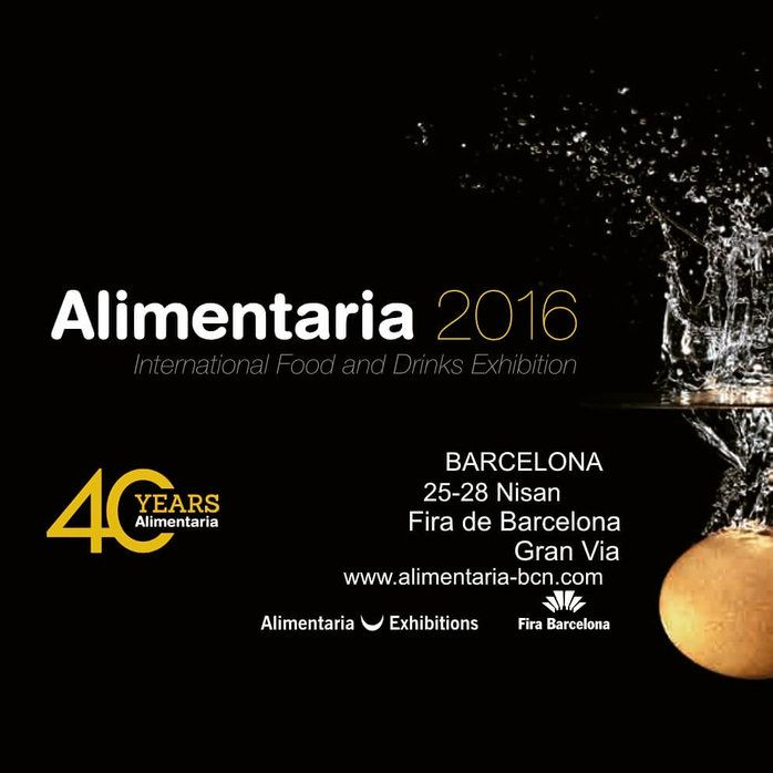 """Nuestras Mermeladas Gourmet Premiadas en el """"Salón Internacional de la alimentación y bebidas ALIMENTARIA BARCELONA 2016""""."""